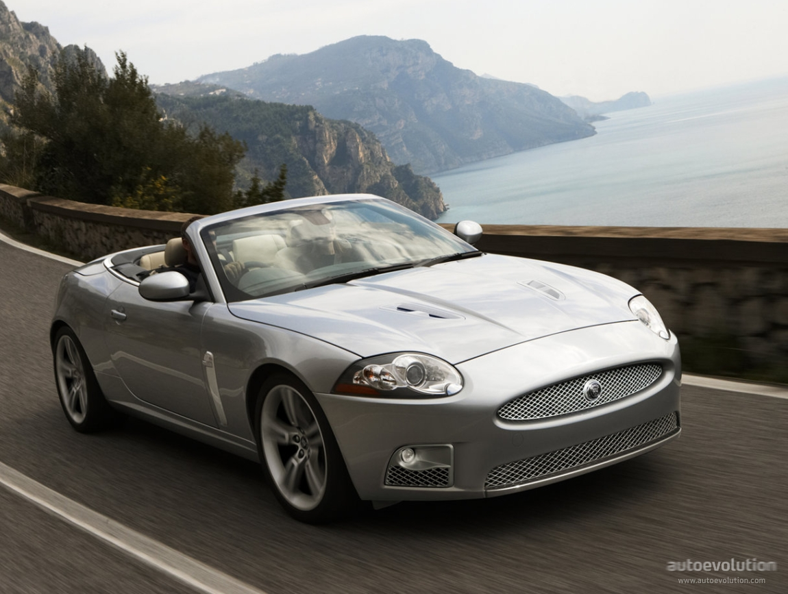 jaguar xkr convertible specs photos 2006 2007 2008 autoevolution. Black Bedroom Furniture Sets. Home Design Ideas