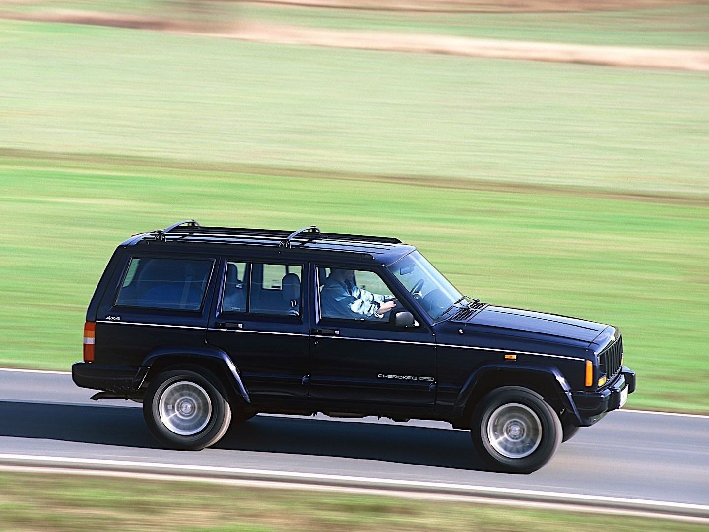 Jeep Cherokee Specs Amp Photos 1997 1998 1999 2000