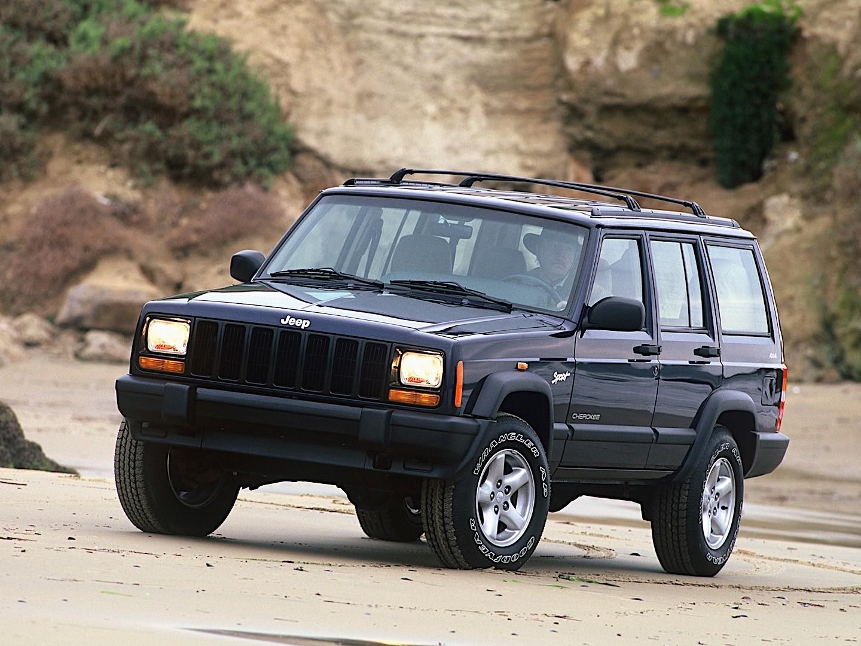 JEEP Cherokee specs & photos - 1997, 1998, 1999, 2000 ...