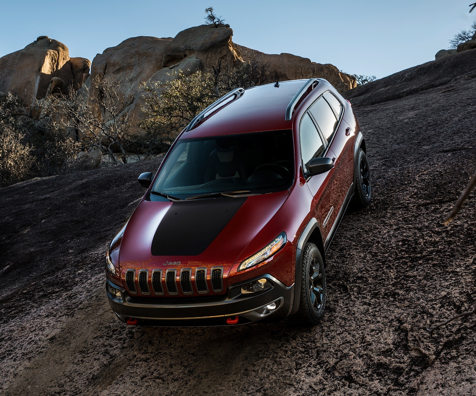 JEEP Cherokee Specs & Photos