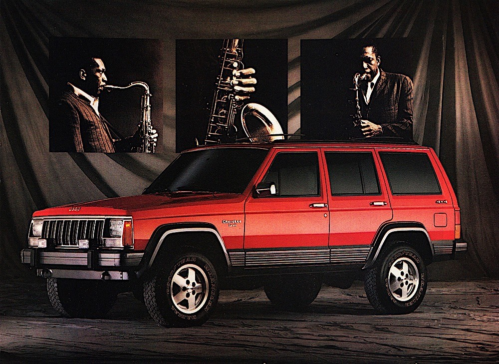 Jeep Cherokee on 1995 Jeep Grand Cherokee 5 2