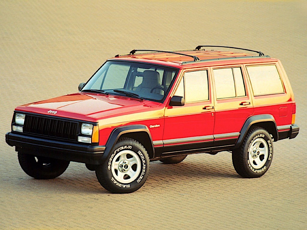 jeep cherokee specs photos 1984 1985 1986 1987 1988 1989 1990 1991 1992 1993 1994. Black Bedroom Furniture Sets. Home Design Ideas