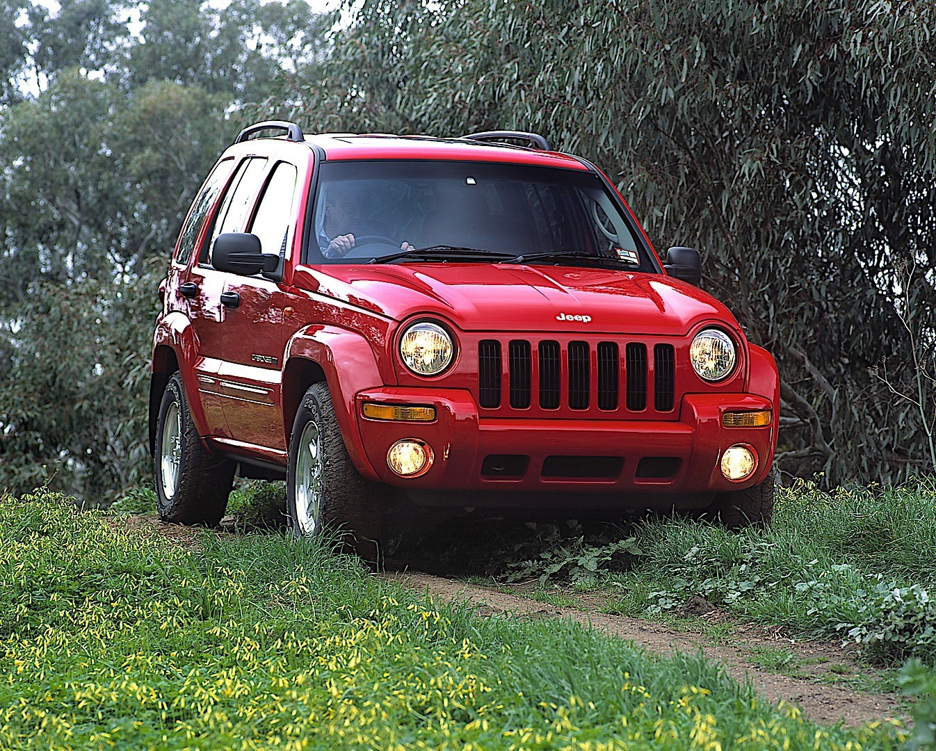 Jeep Cherokee Liberty Specs Amp Photos 2001 2002 2003