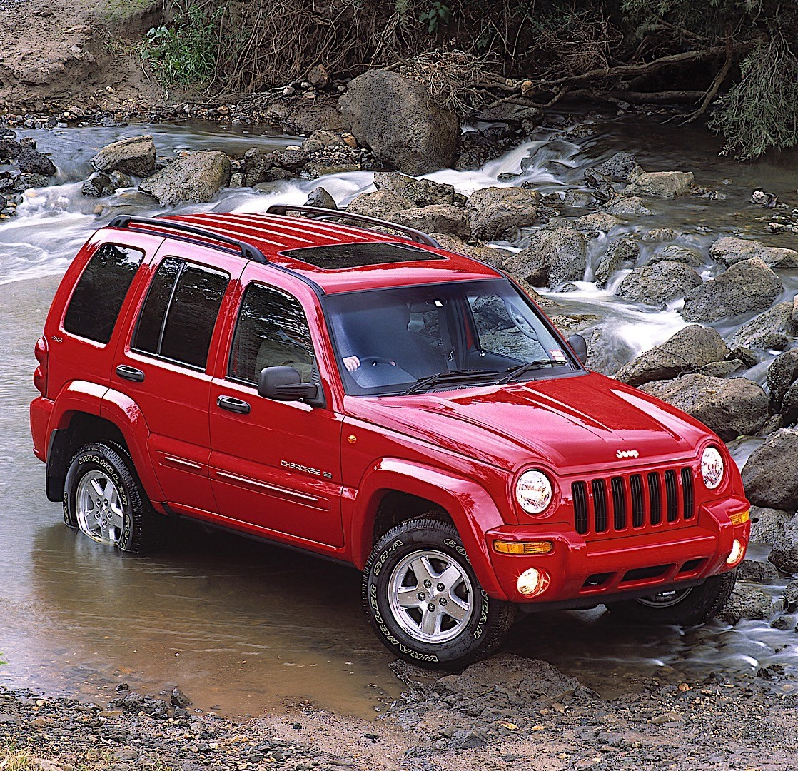 Liberty Jeeps: JEEP Cherokee/Liberty Specs & Photos
