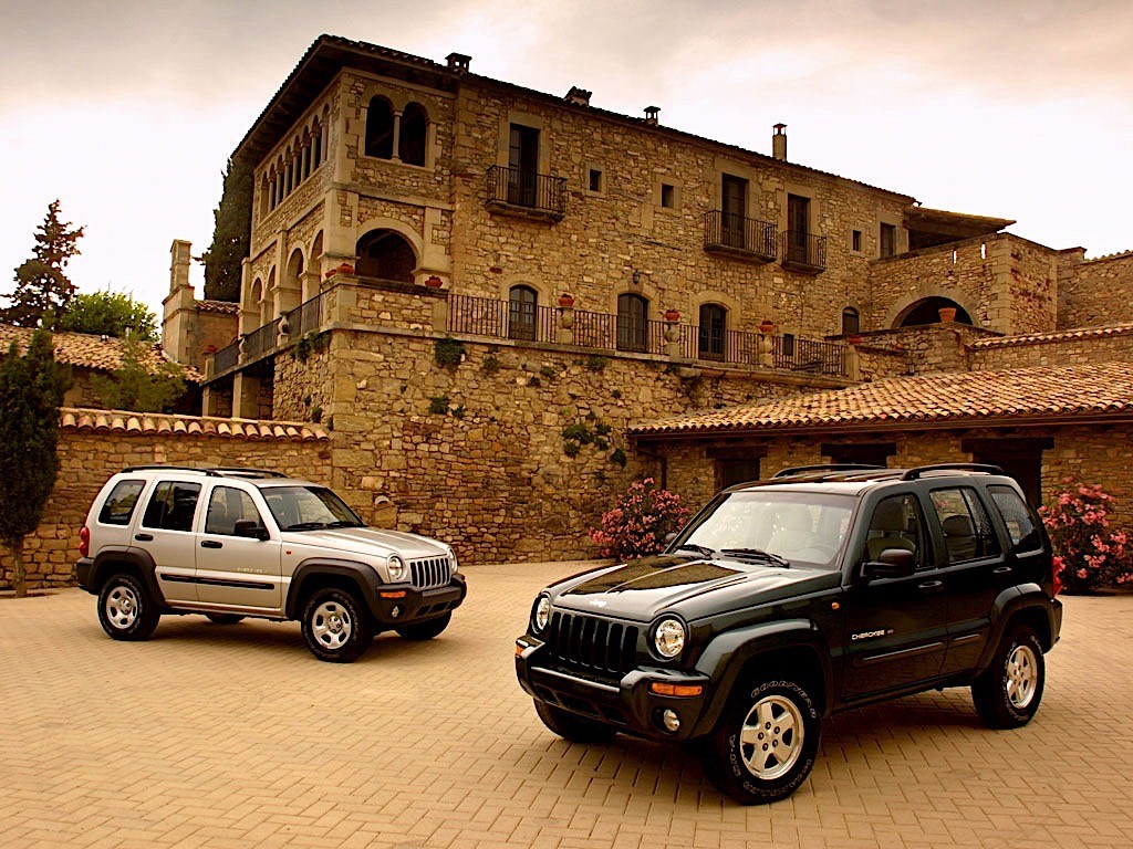 jeep cherokee liberty specs photos 2001 2002 2003. Black Bedroom Furniture Sets. Home Design Ideas