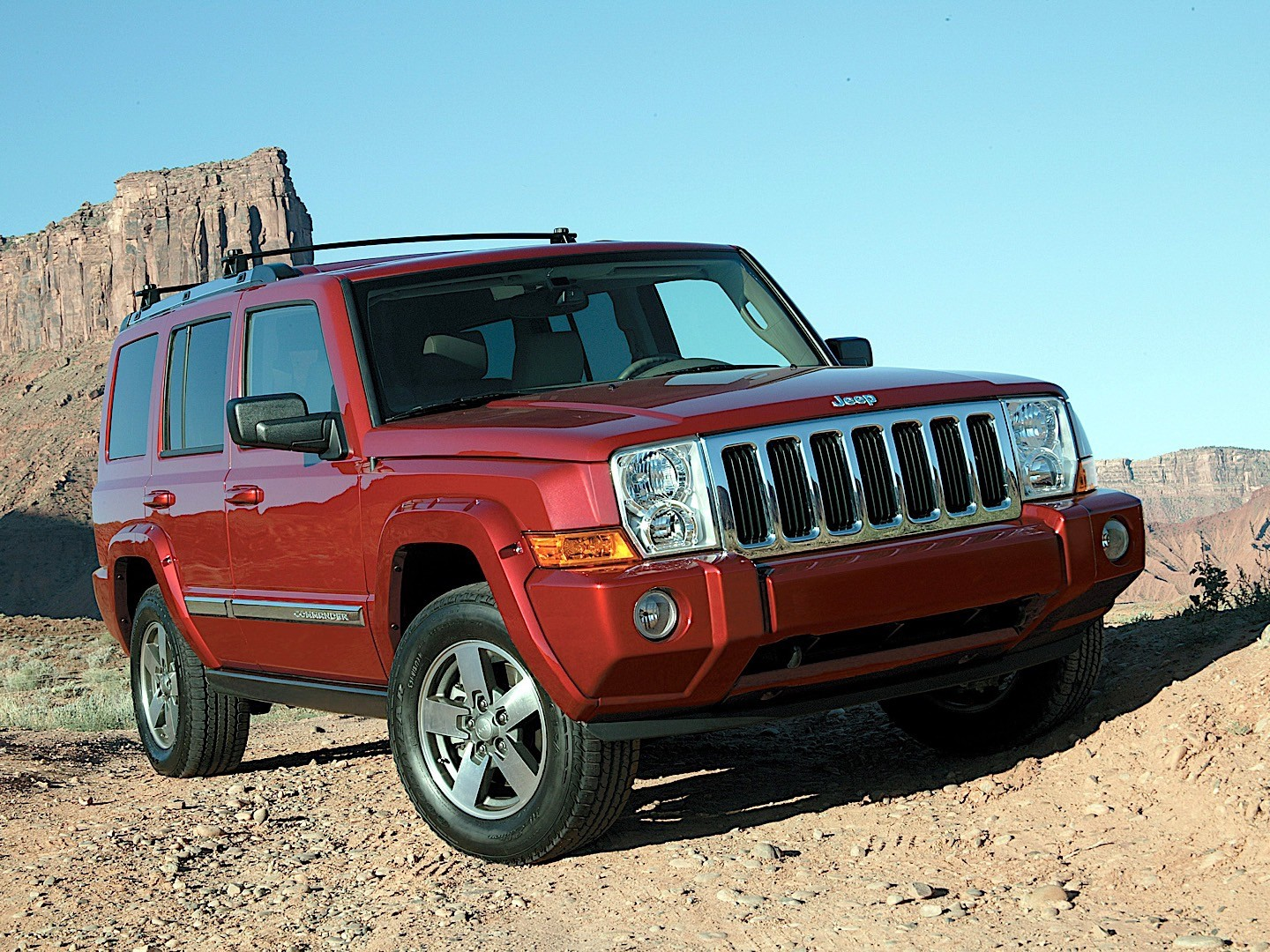 Jeep Commander Specs 2005 2006 2007 Autoevolution