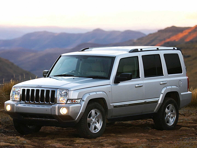 Jeep Wrangler Hemi >> JEEP Commander specs & photos - 2005, 2006, 2007 - autoevolution