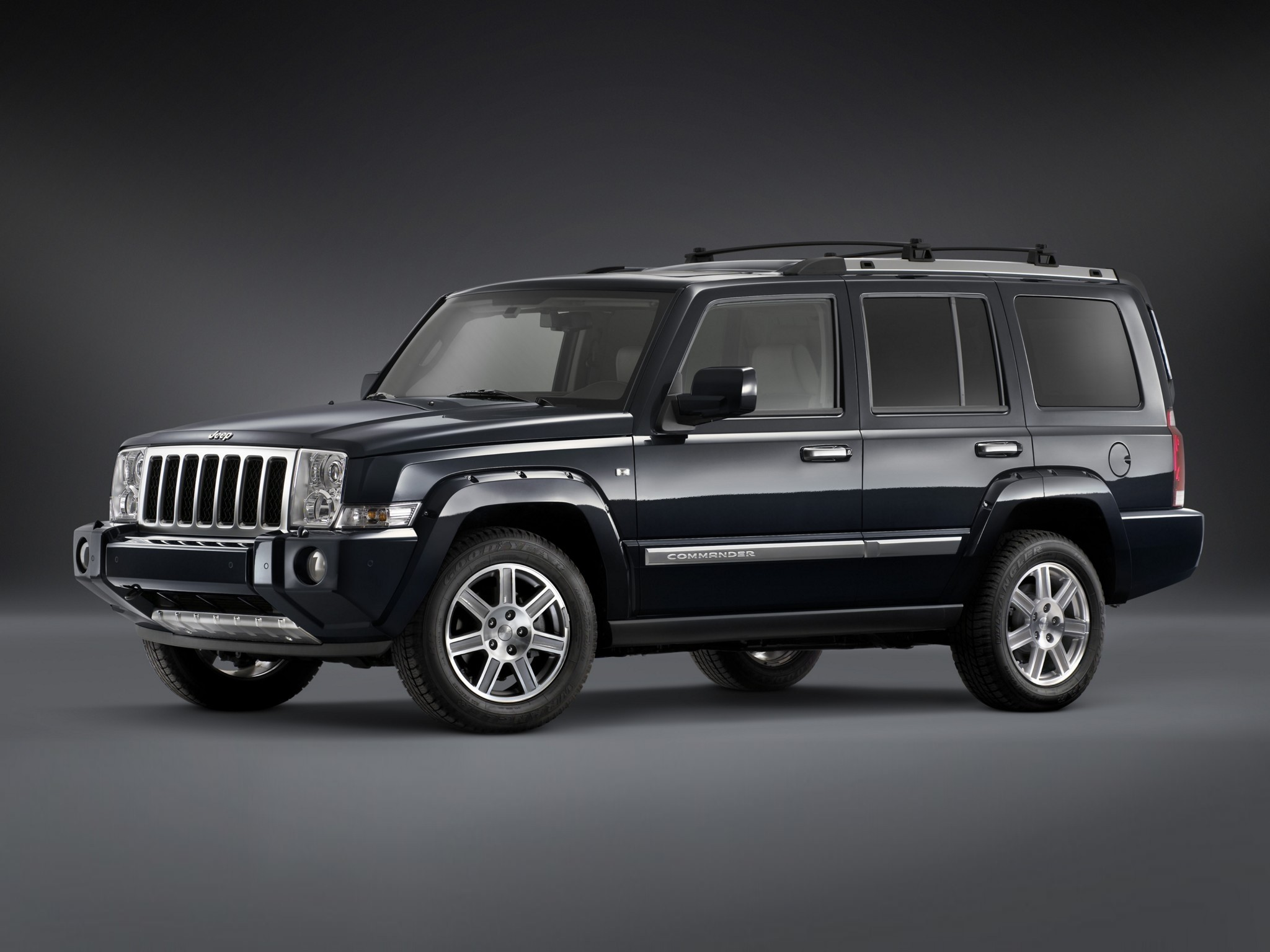 Jeep Commander Specs 2008 2009 2010 Autoevolution