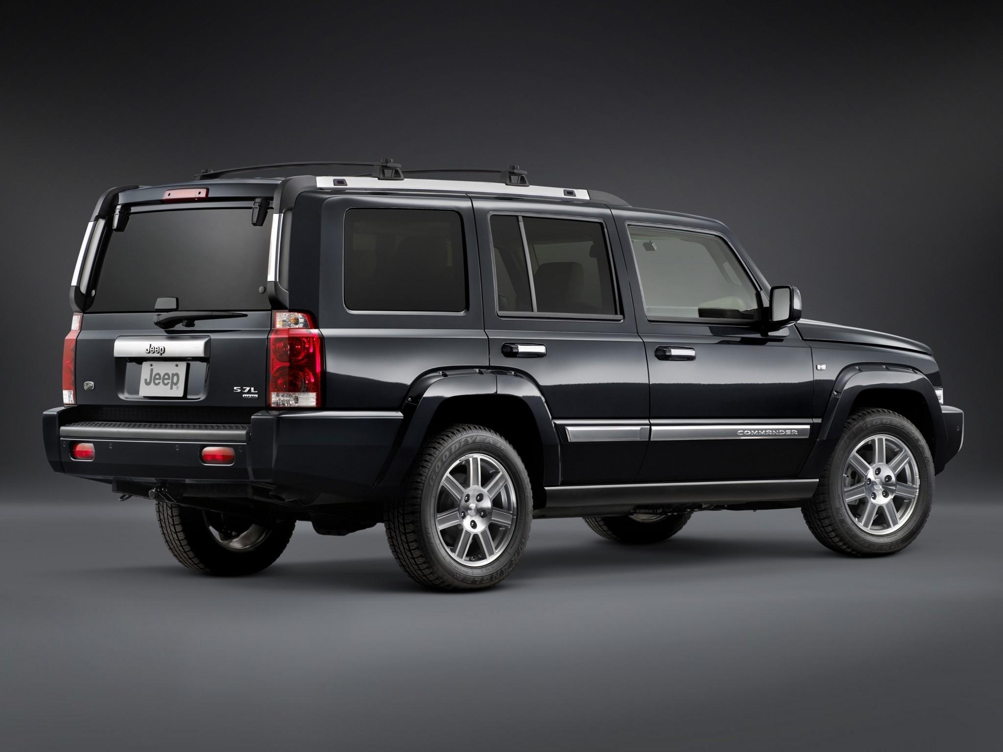 jeep commander specs 2008 2009 2010 autoevolution. Black Bedroom Furniture Sets. Home Design Ideas