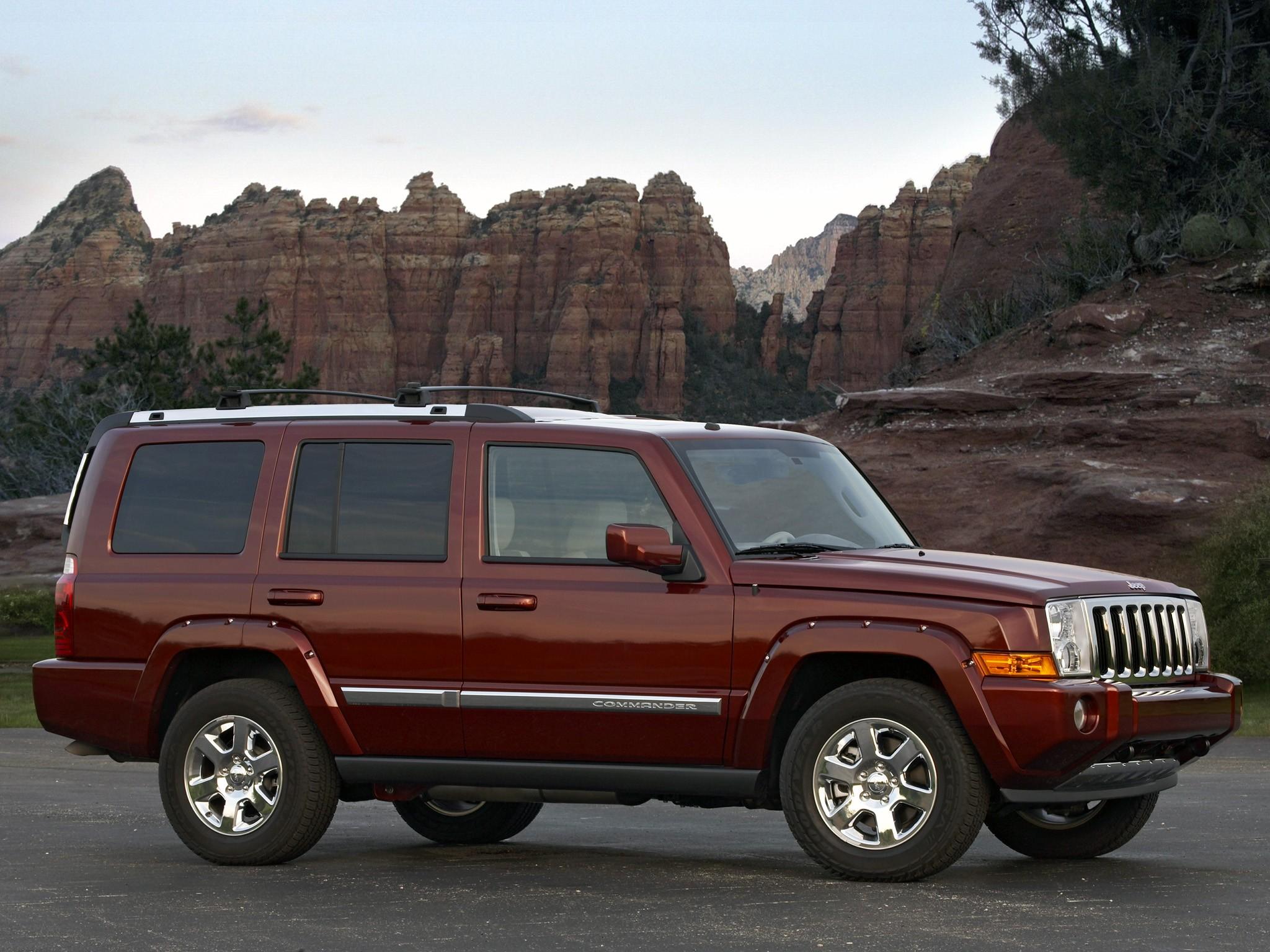 Jeep Commander Specs 2008 2009 2010 Autoevolution