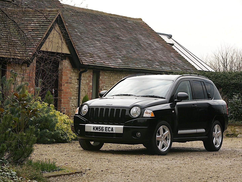 jeep compass specs - 2006, 2007, 2008, 2009, 2010, 2011