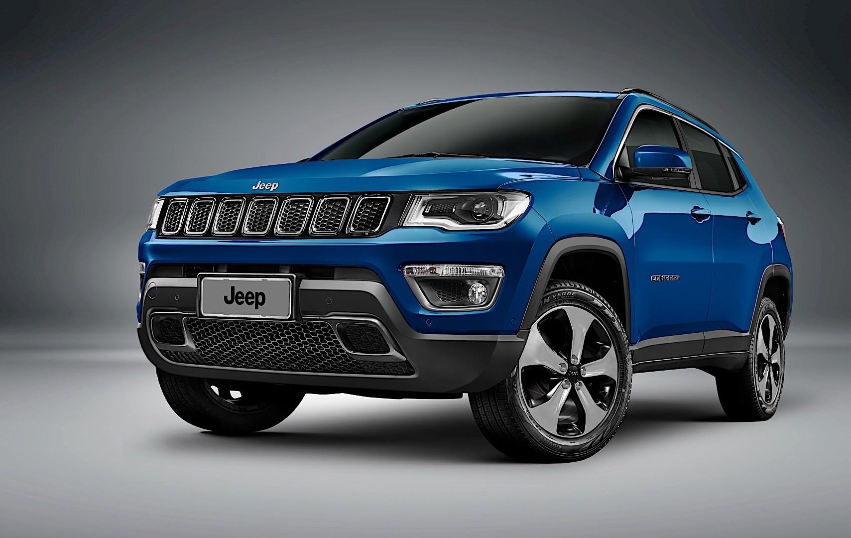 Jeep Comp 2016 Present