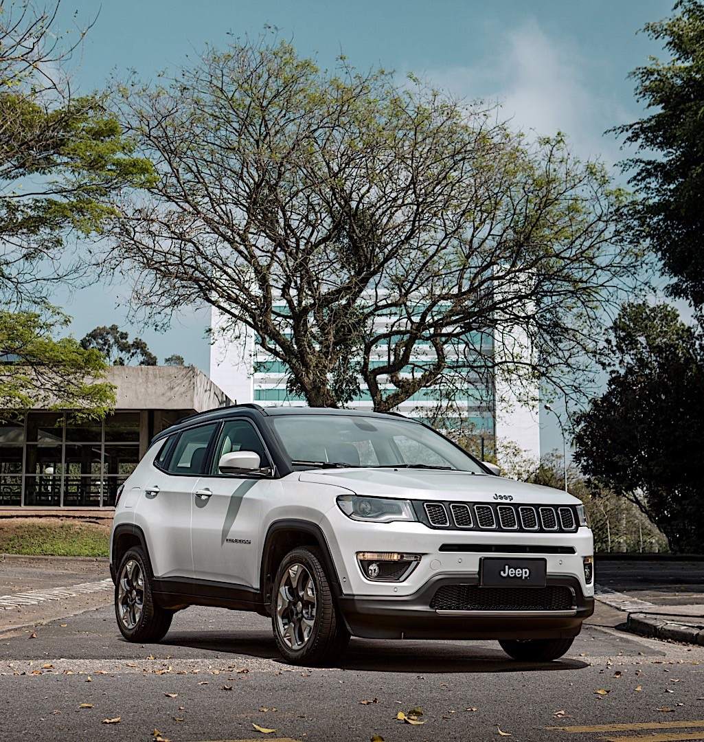 Jeep Compass Used Car: JEEP Compass Specs & Photos