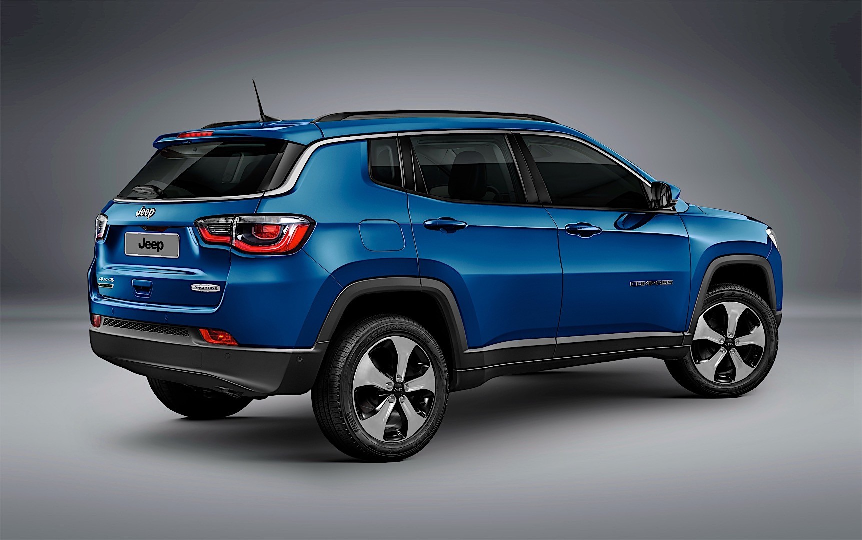 jeep compass specs 2016 2017 2018 autoevolution. Black Bedroom Furniture Sets. Home Design Ideas