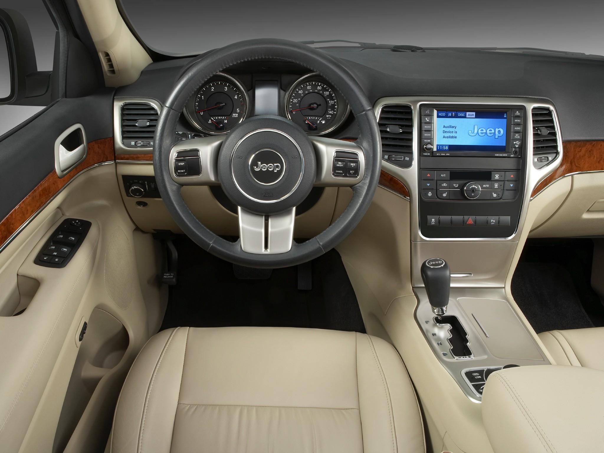 jeep grand cherokee specs - 2010, 2011, 2012, 2013 - autoevolution