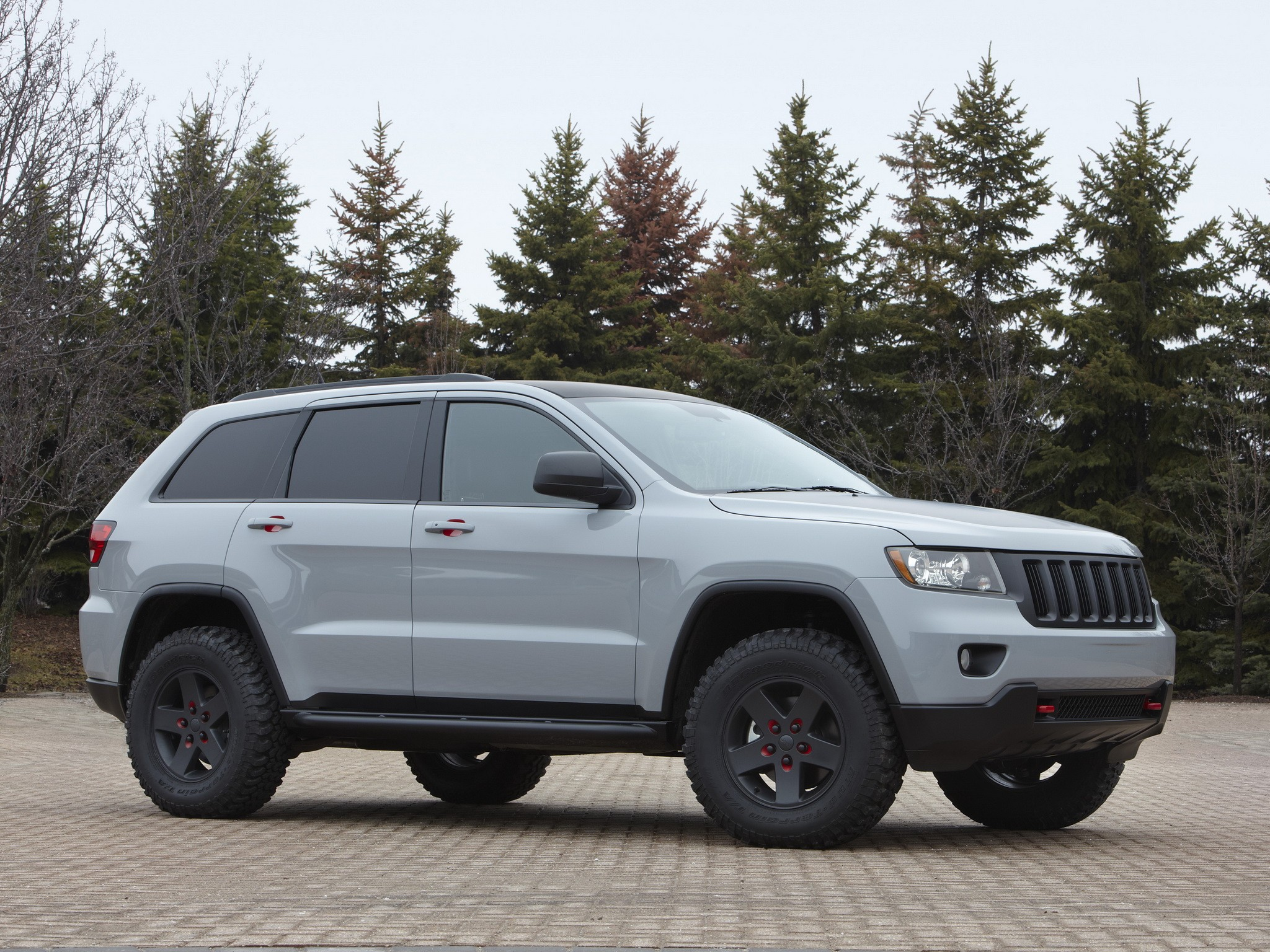 jeep grand cherokee 2010 2011 2012 2013 autoevolution. Cars Review. Best American Auto & Cars Review