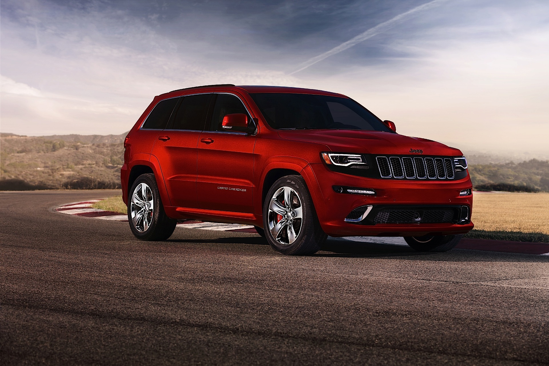 jeep grand cherokee srt specs 2013 2014 2015 2016 2017 2018 autoevolution. Black Bedroom Furniture Sets. Home Design Ideas