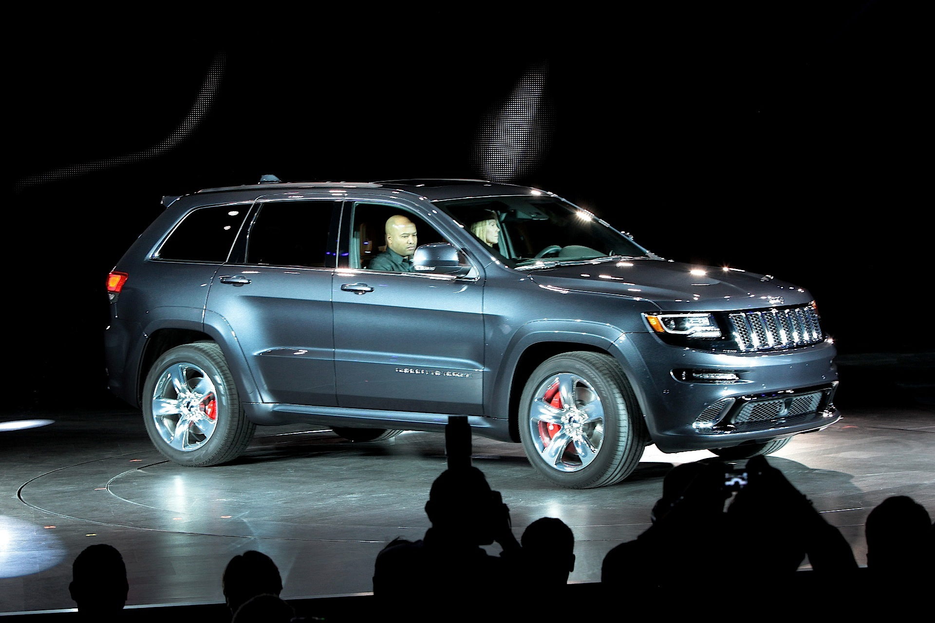 Jeep Grand Cherokee Srt 2017 Present