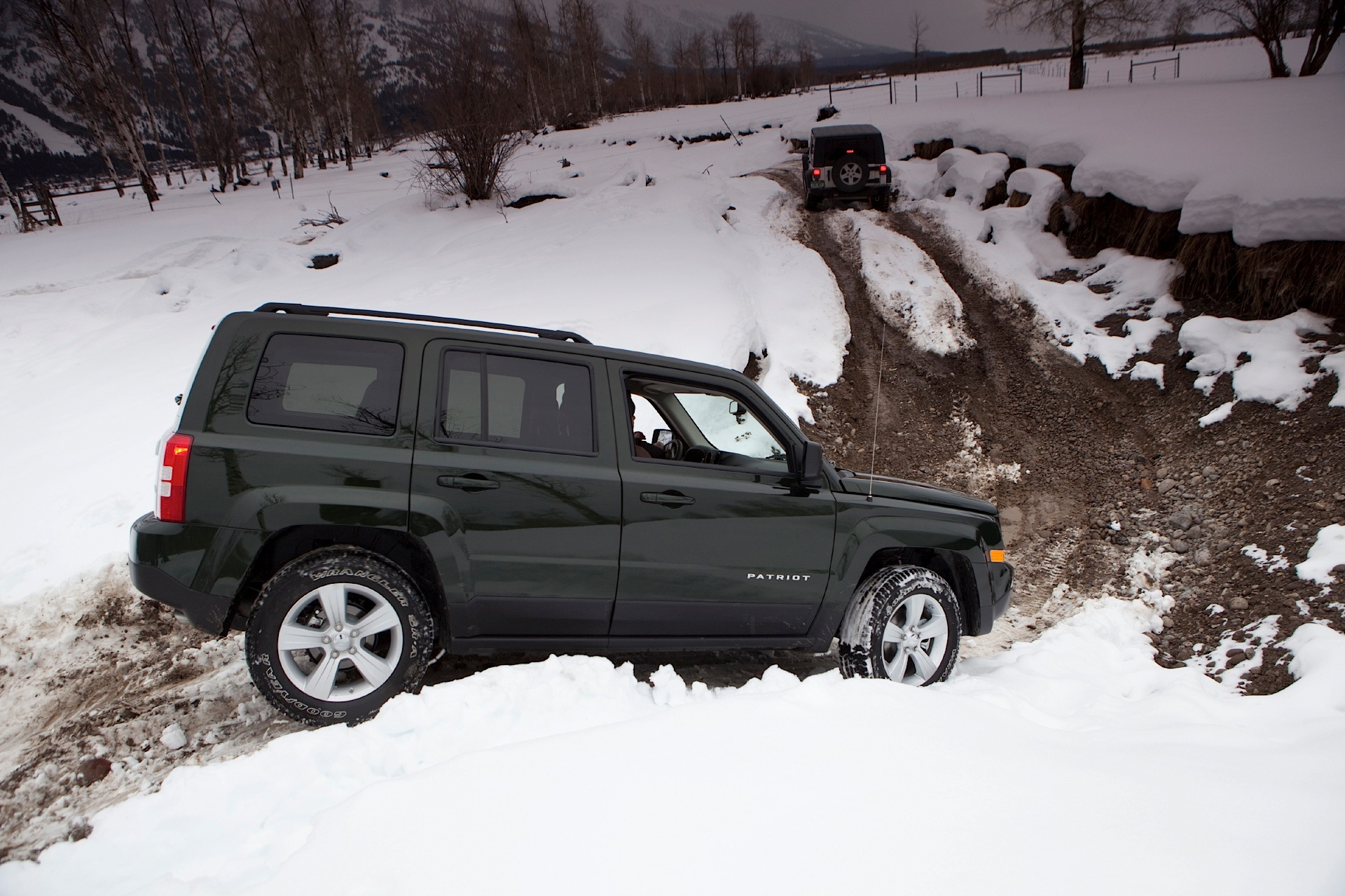 jeep patriot 2007 2014