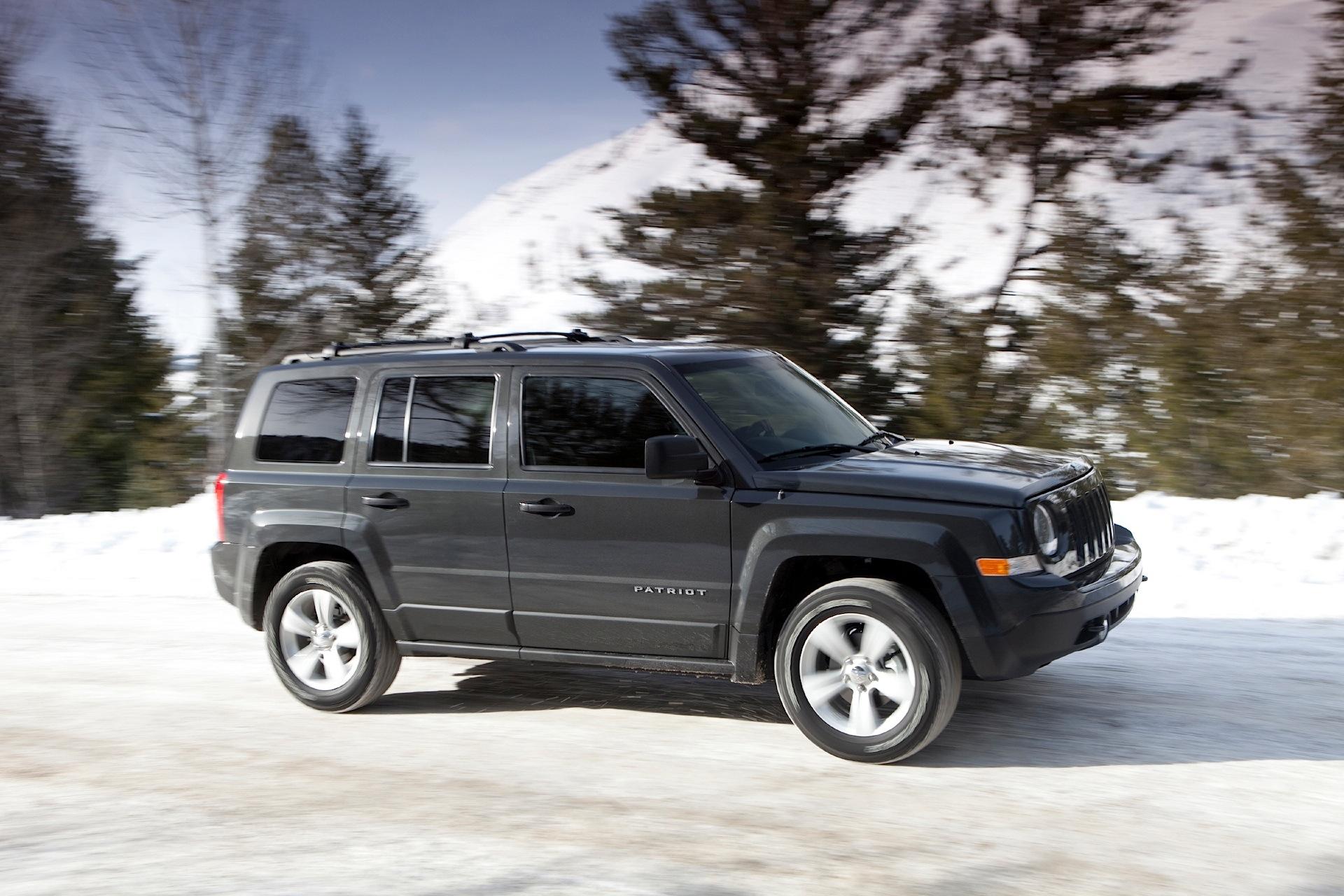 jeep patriot 2007 2008 2009 2010 2011 2012 2013 2014 autoevolution. Black Bedroom Furniture Sets. Home Design Ideas