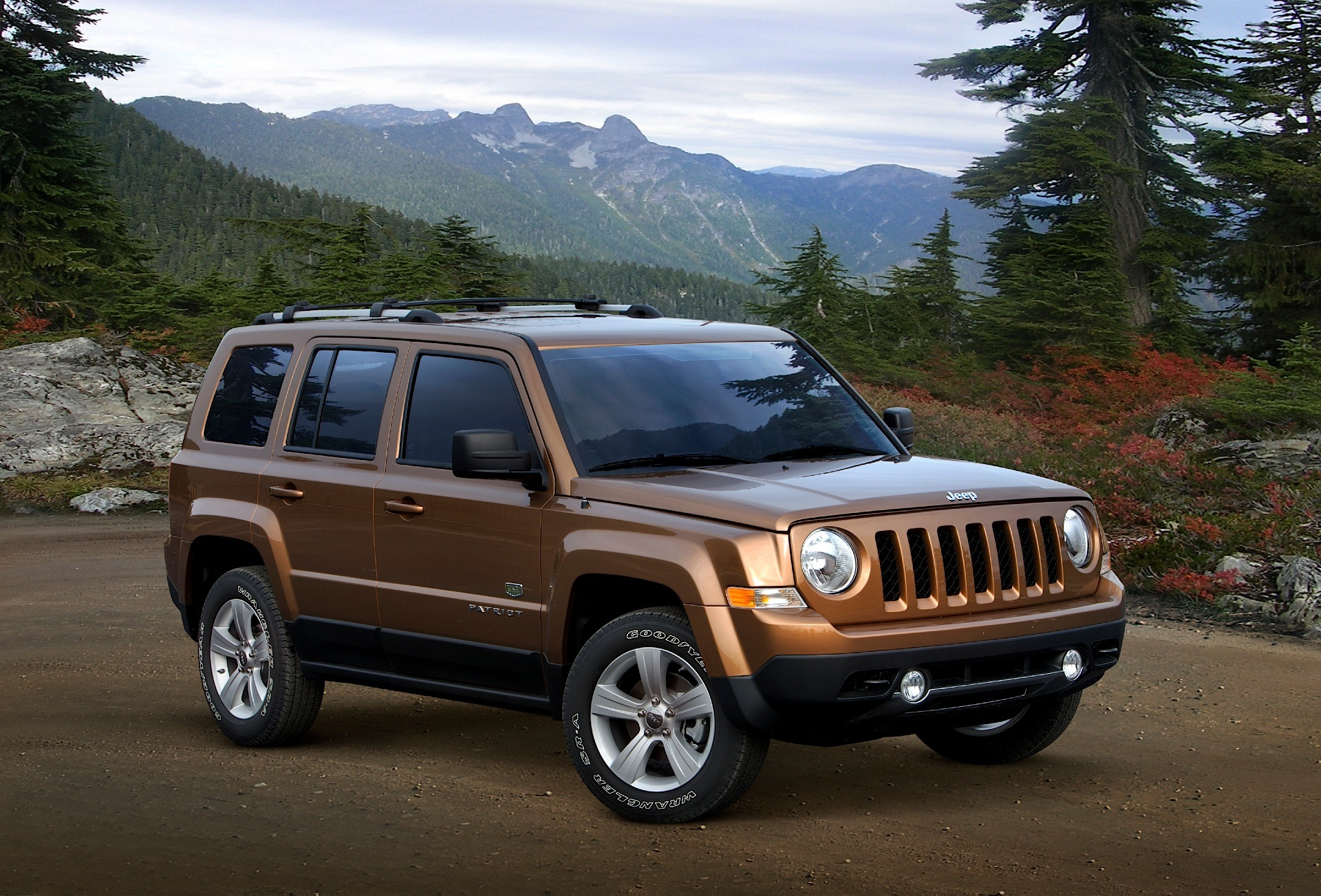 Jeep Patriot 2007 2008 2009 2010 2011 2012 2013