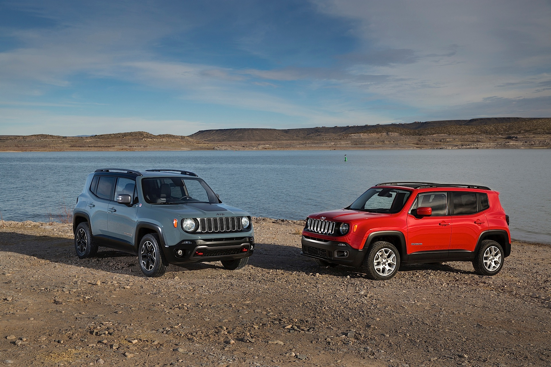 jeep renegade 2014 2015 2016 2017 autoevolution. Black Bedroom Furniture Sets. Home Design Ideas
