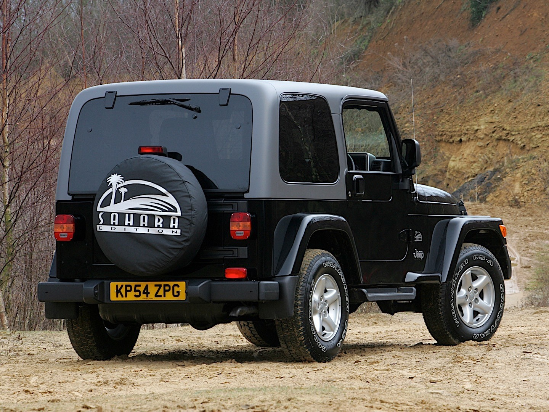 jeep wrangler specs photos 1996 1997 1998 1999 2000 2001 2002 2003 2004 2005 2006. Black Bedroom Furniture Sets. Home Design Ideas