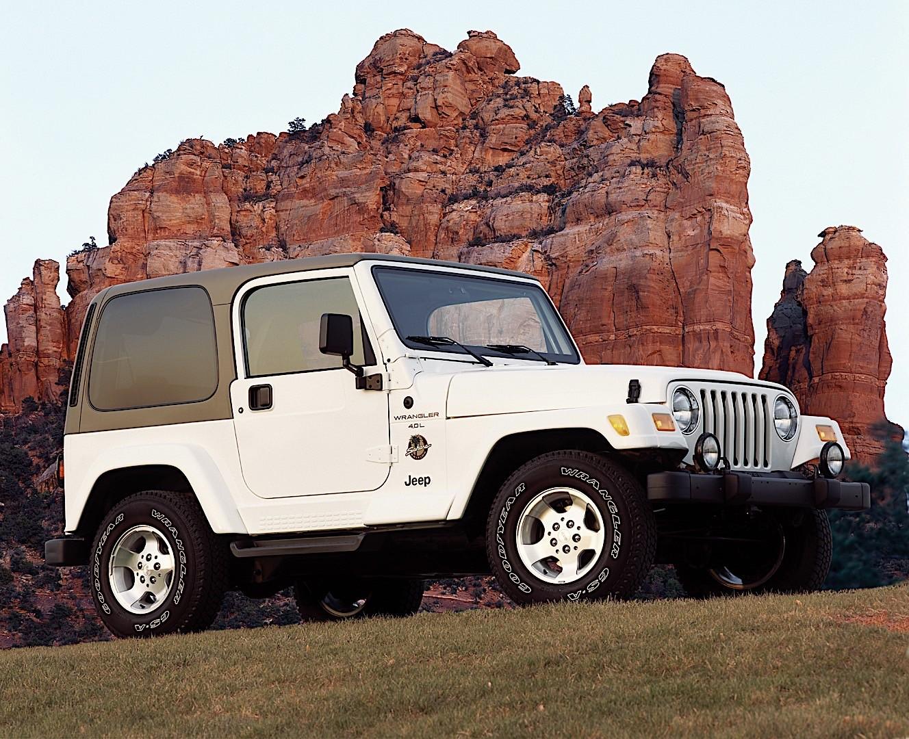 Jeep Wrangler on 1998 Jeep Wrangler Tj