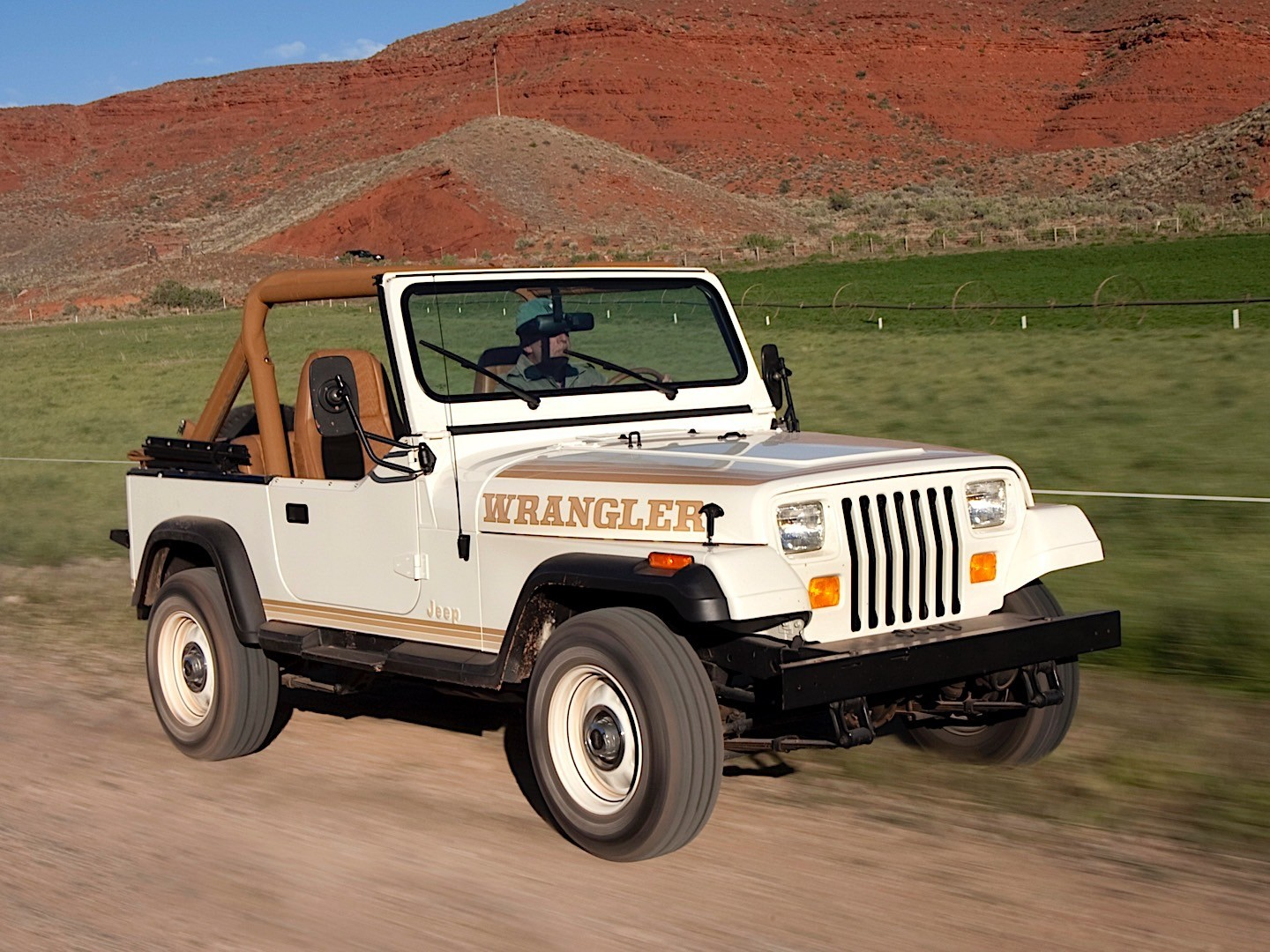 JEEP Wrangler specs & photos - 1987, 1988, 1989, 1990 ...