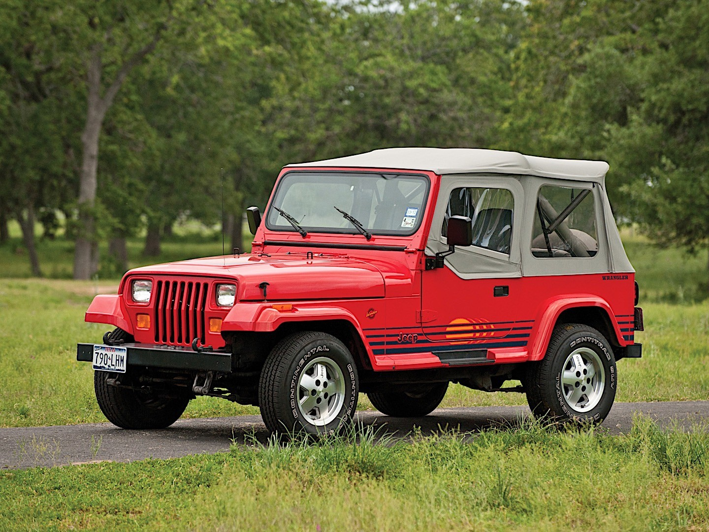 jeep wrangler specs photos 1987 1988 1989 1990 1991 1992 1993 1994 1995 1996. Black Bedroom Furniture Sets. Home Design Ideas