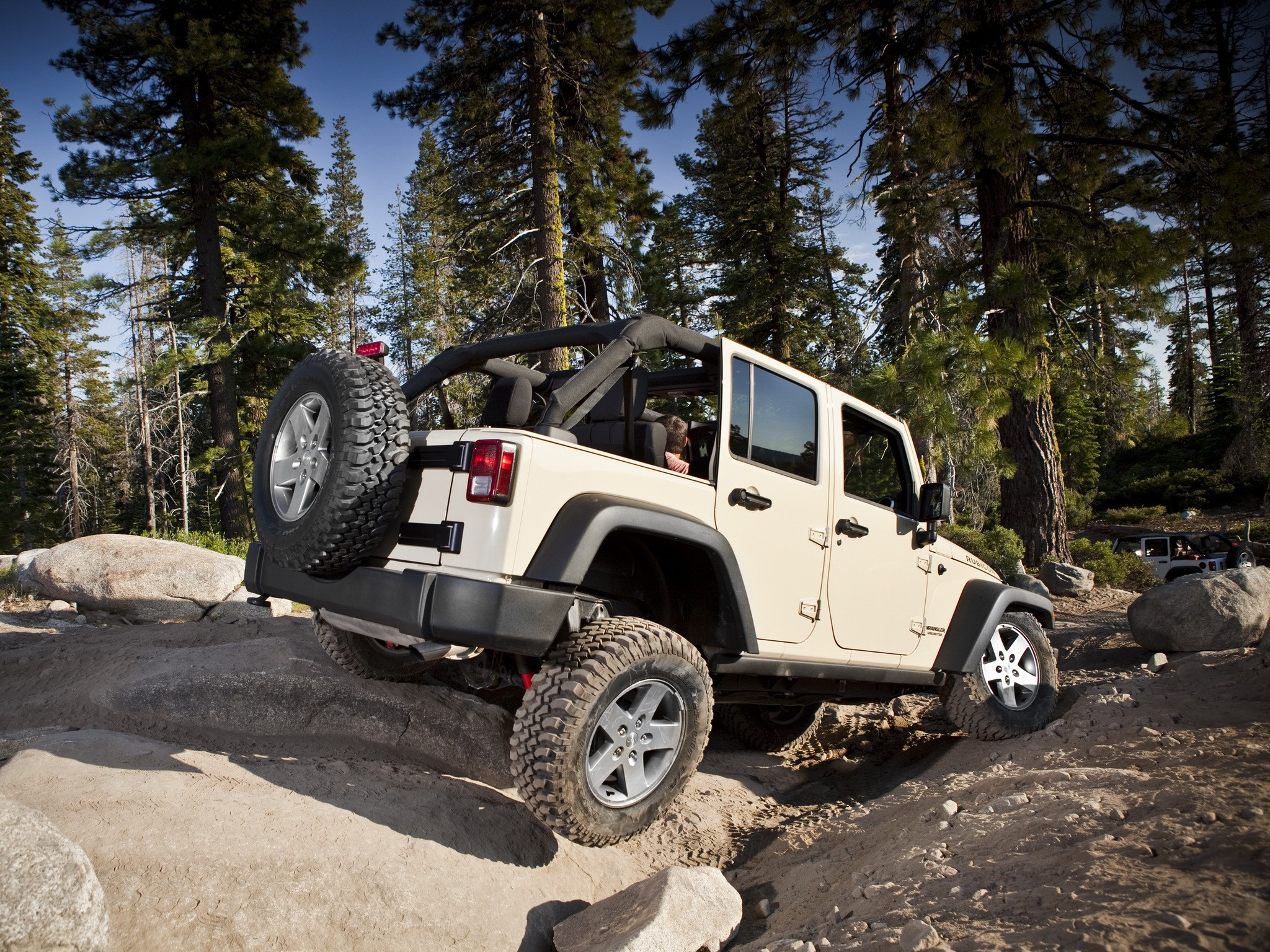 jeep wrangler unlimited 2012 present