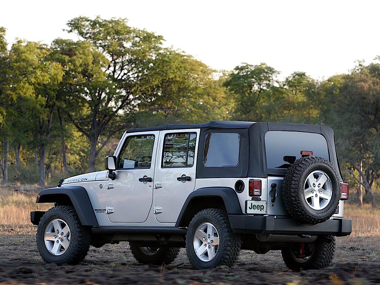 jeep wrangler unlimited rubicon specs 2006 2007 2008 2009 2010 autoevolution. Black Bedroom Furniture Sets. Home Design Ideas