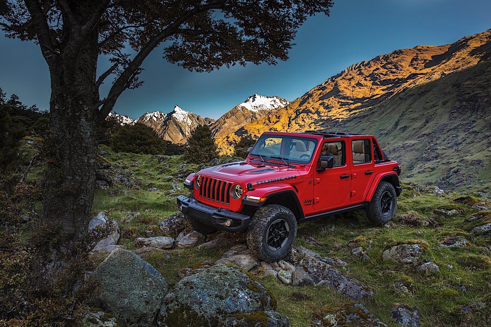 jeep wrangler unlimited rubicon specs 2018 autoevolution. Black Bedroom Furniture Sets. Home Design Ideas