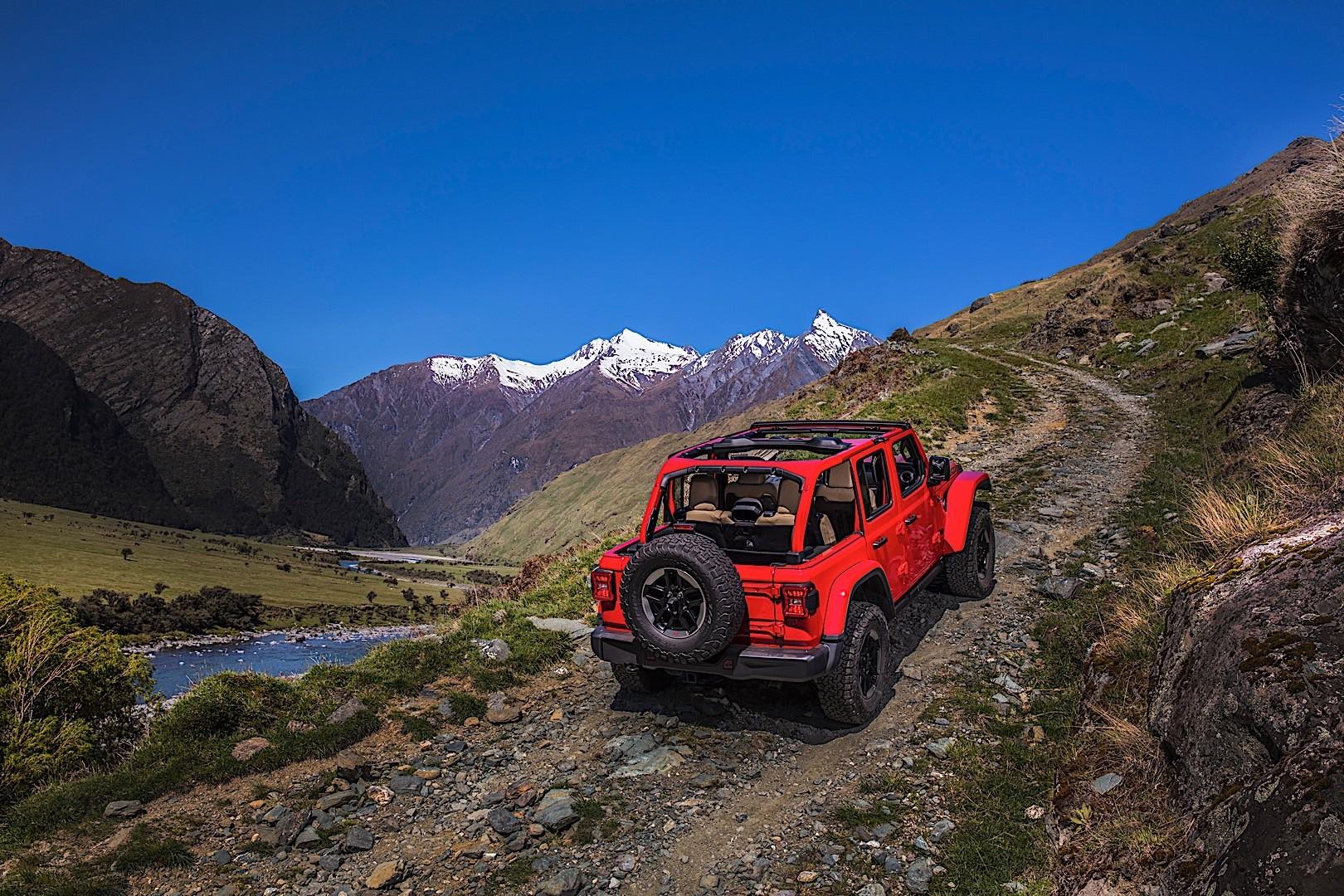 jeep rubicon wrangler unlimited sahara autoevolution present comb emissions co2
