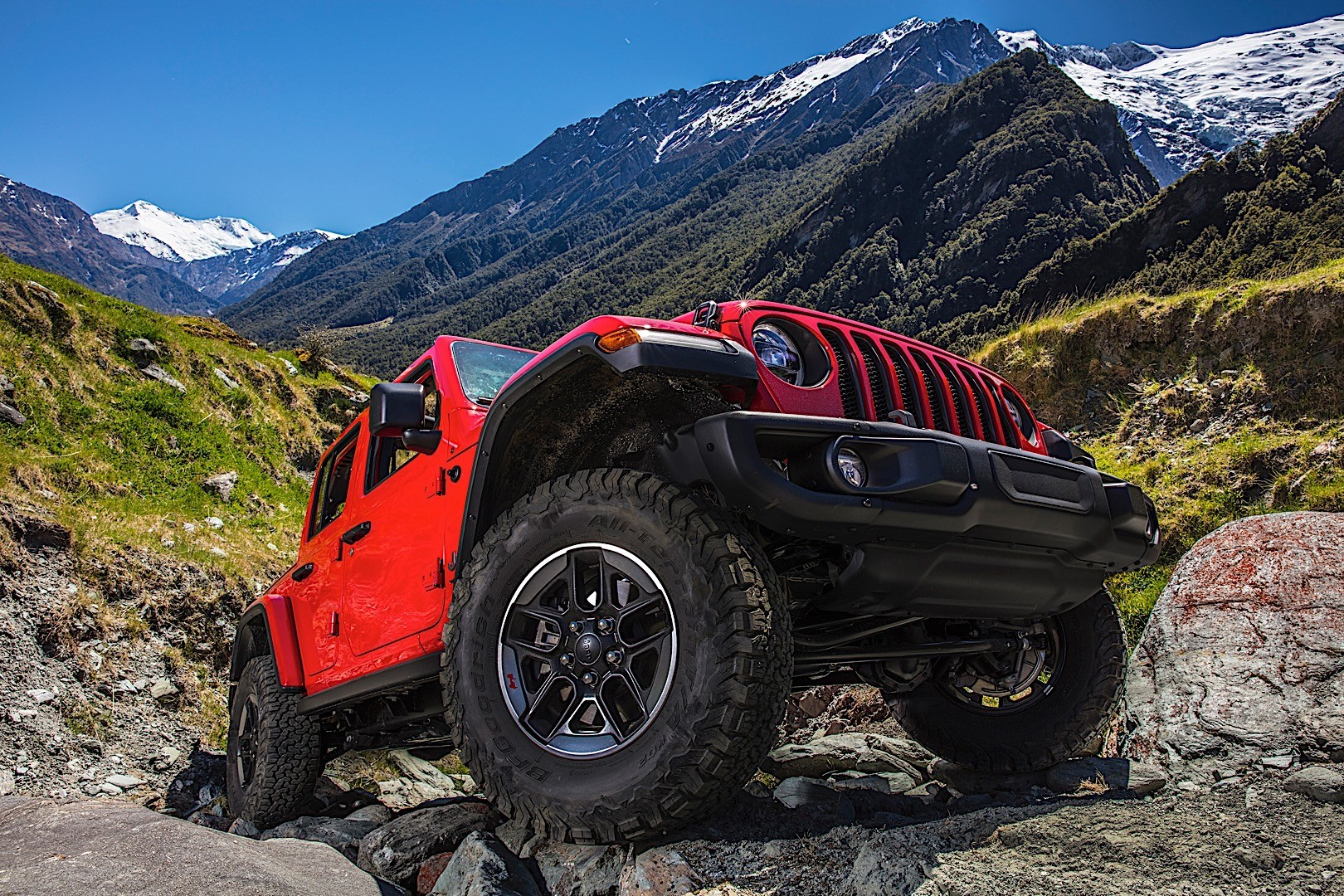 jeep wrangler rubicon unlimited jl accessories 2021 autoevolution uncovered completely present specs