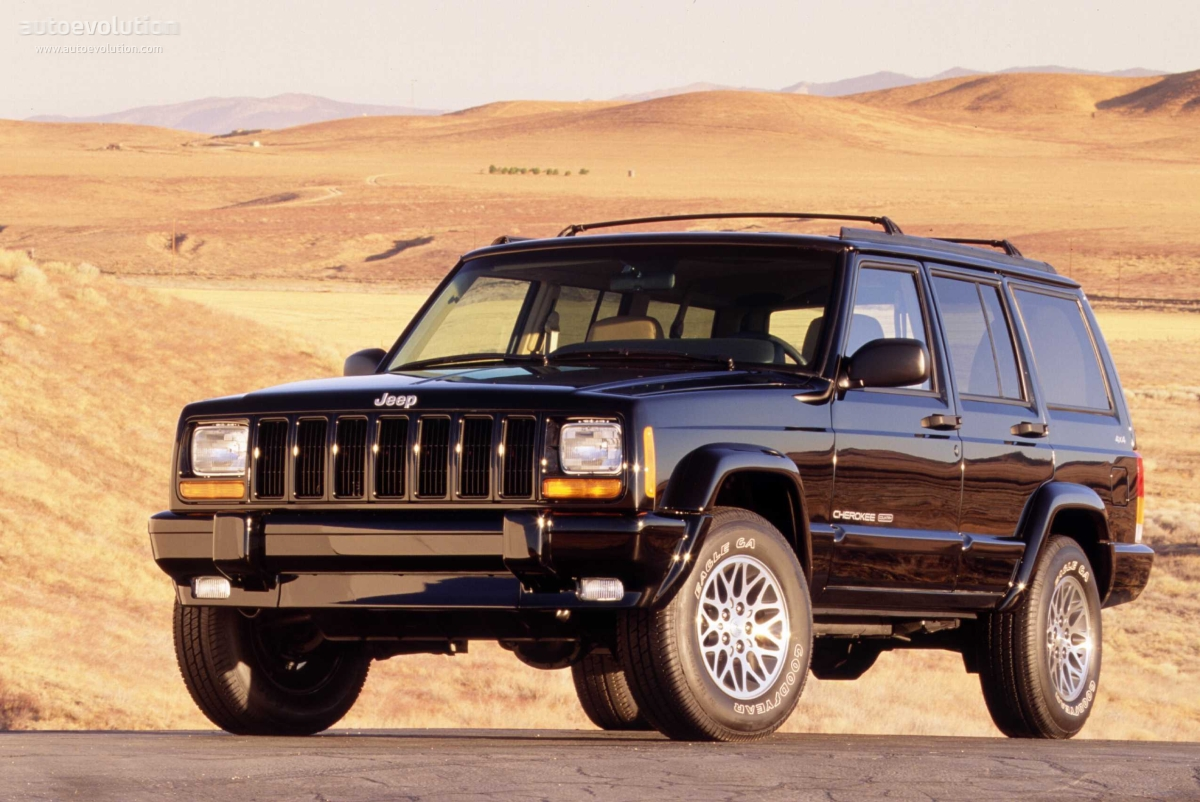Jeep Cherokee Altitude >> JEEP Cherokee specs & photos - 1997, 1998, 1999, 2000 ...