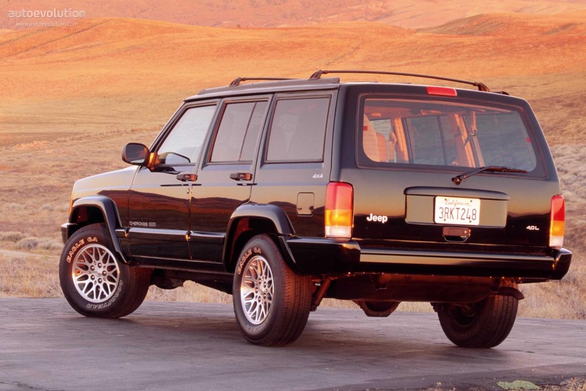 jeep cherokee 1997 1998 1999 2000 2001 autoevolution. Black Bedroom Furniture Sets. Home Design Ideas