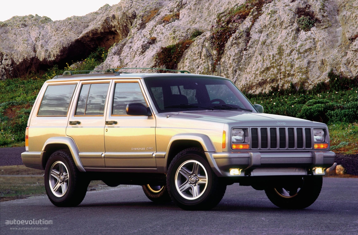 Jeep Cherokee 1997 1998 1999 2000 2001 Autoevolution