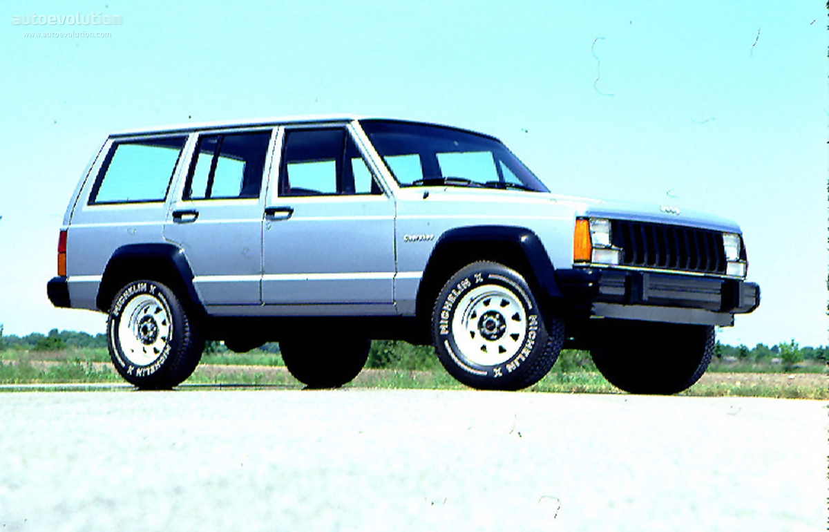 jeep cherokee specs photos 1984 1985 1986 1987 1988 1989 rh autoevolution  com manual jeep cherokee laredo 1988 1990 Jeep Wagoneer