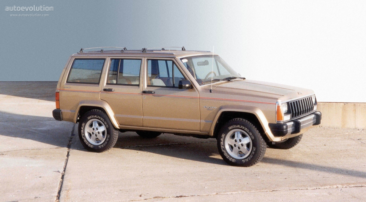 Jeepcherokee on 1990 Jeep Cherokee Xj