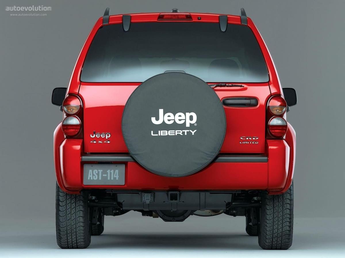 JEEP Cherokee/Liberty - 2005, 2006, 2007 - autoevolution