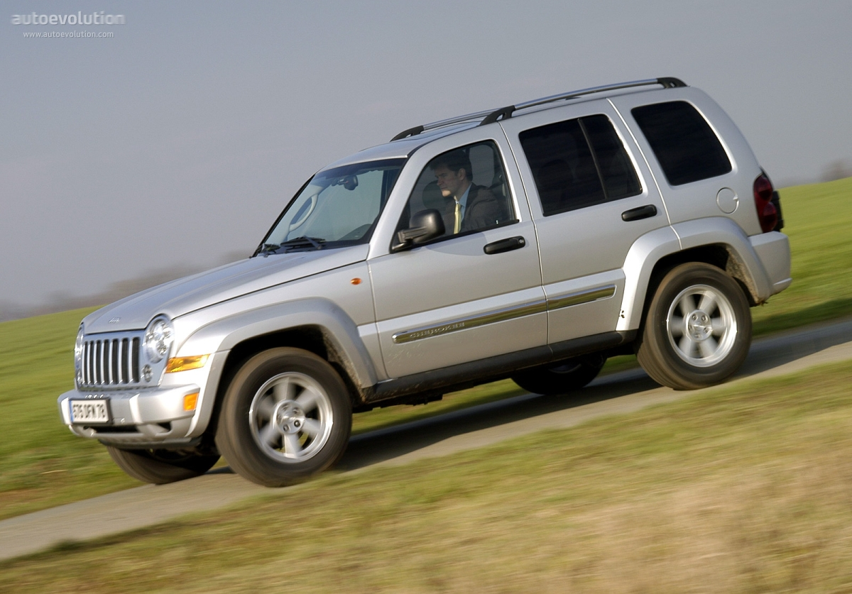 JEEP Cherokee/Liberty (2005 - 2007) ...