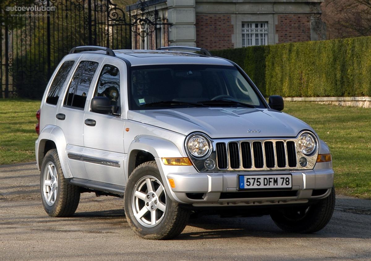 Jeep Cherokee  Liberty - 2005  2006  2007