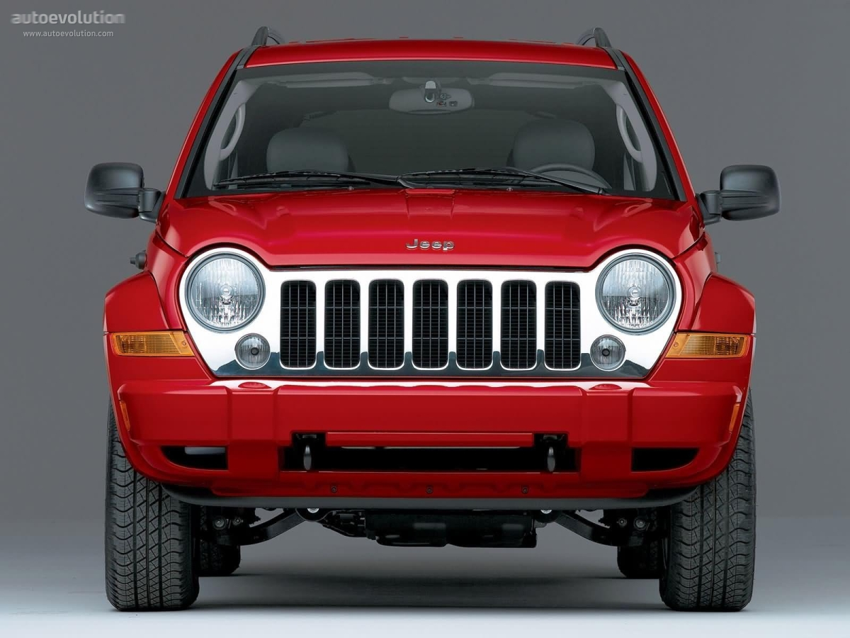 All Types liberty crd : JEEP Cherokee/Liberty specs - 2005, 2006, 2007 - autoevolution