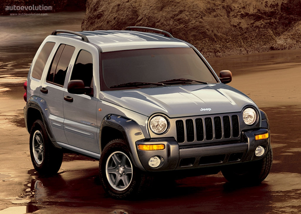 Jeep Cherokee Liberty 2001 2002 2003 2004 2005