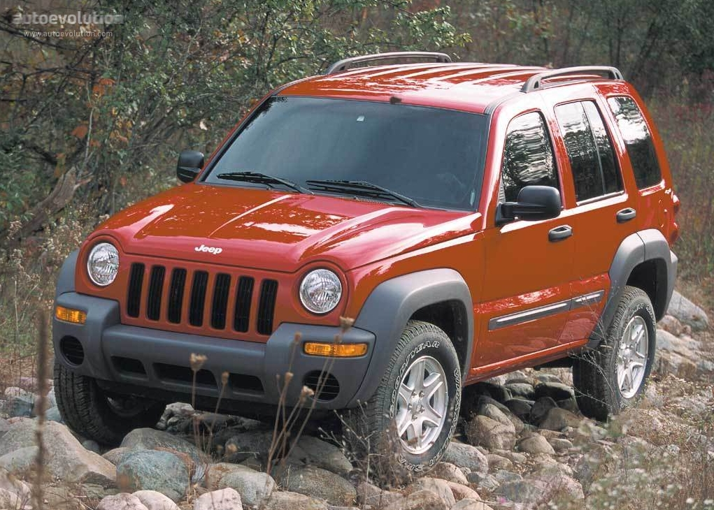 Jeep Cherokee Liberty 2001 2005