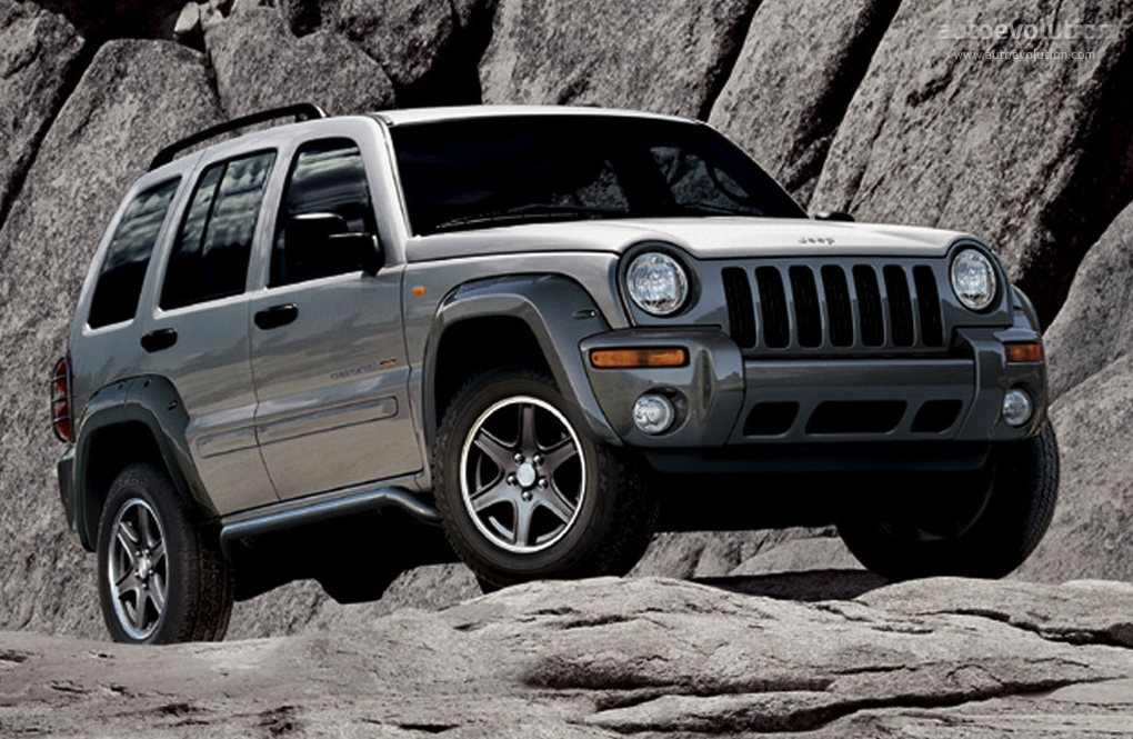 New Jeep Renegade >> JEEP Cherokee/Liberty specs & photos - 2001, 2002, 2003 ...