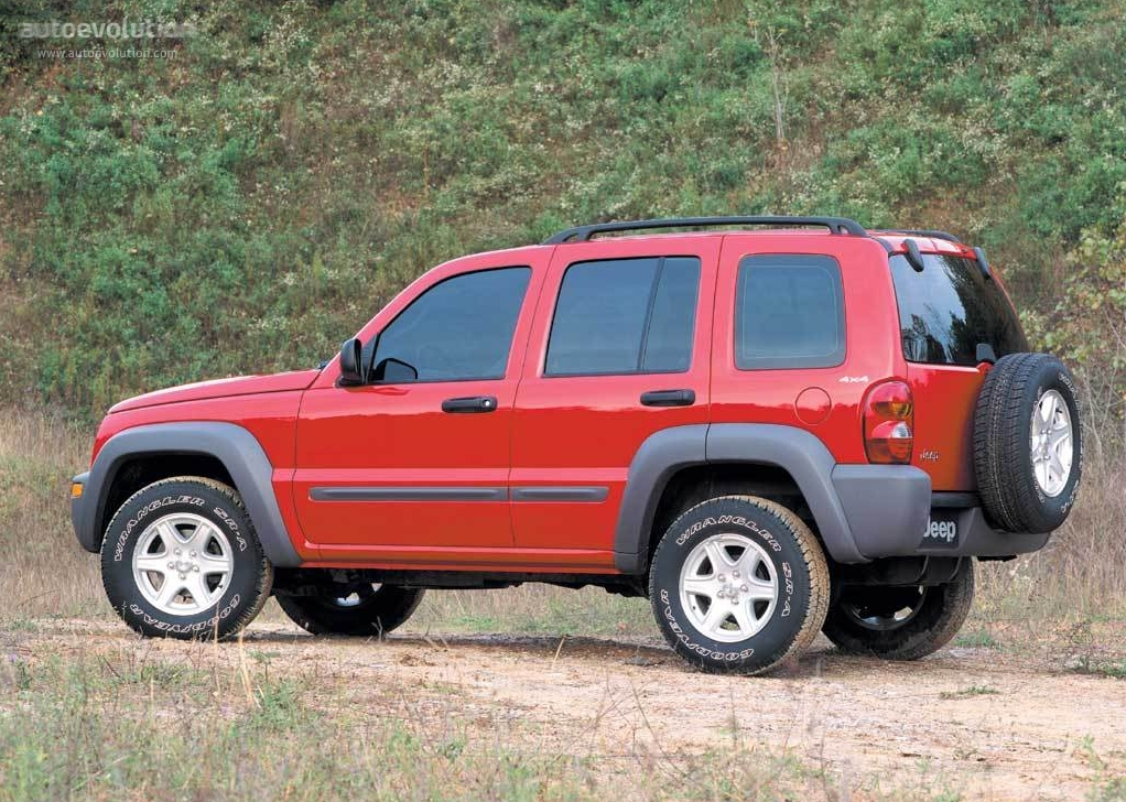 Jeep Patriot Sport Reviews JEEP Cherokee/Liberty - 2001, 2002, 2003, 2004, 2005 - autoevolution