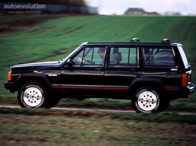 1984 jeep cherokee specs