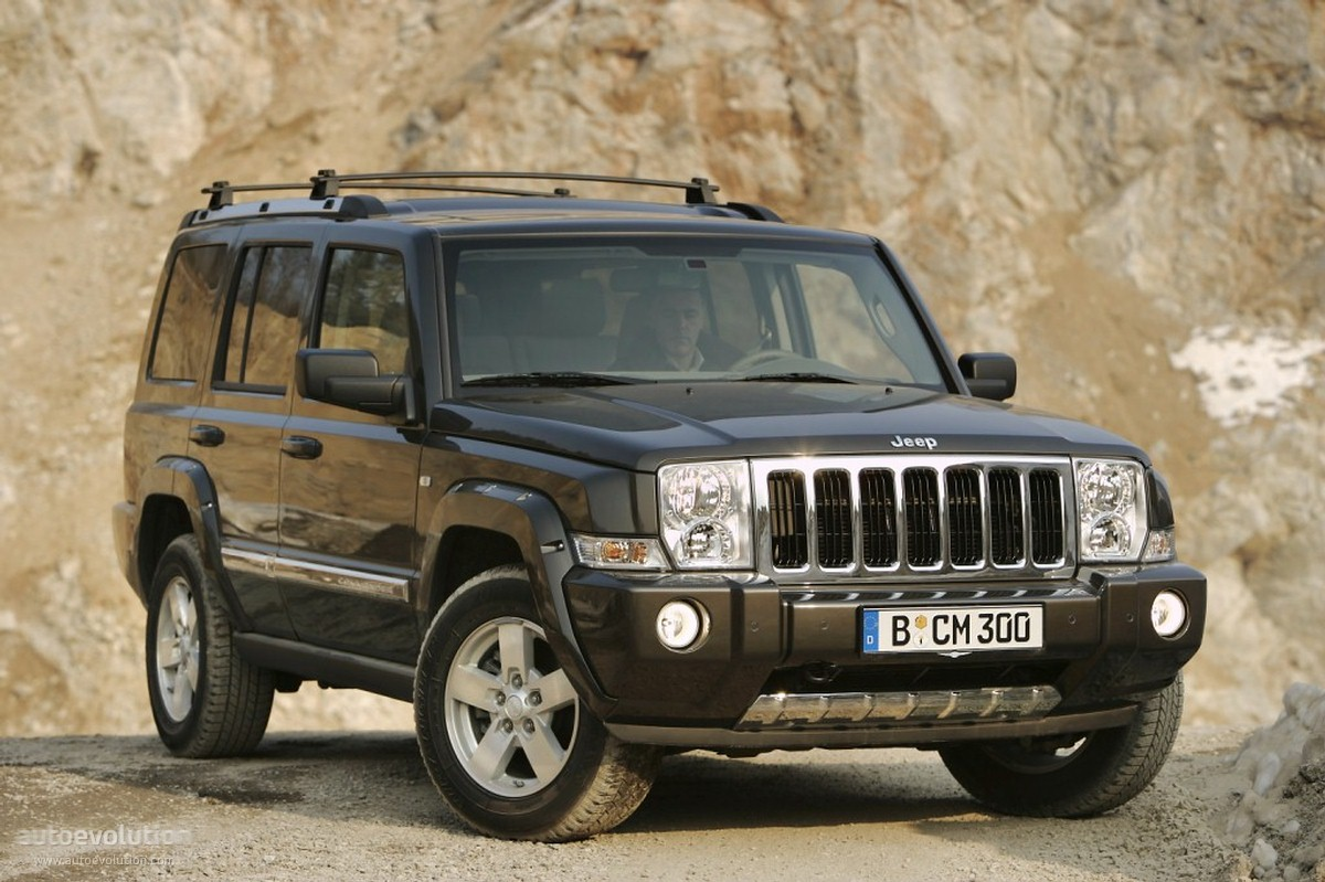 JEEP Commander (2005   2007) ...